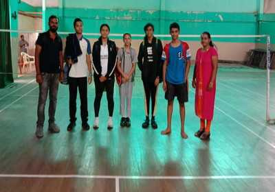 Flyers Cup – Badminton Competition