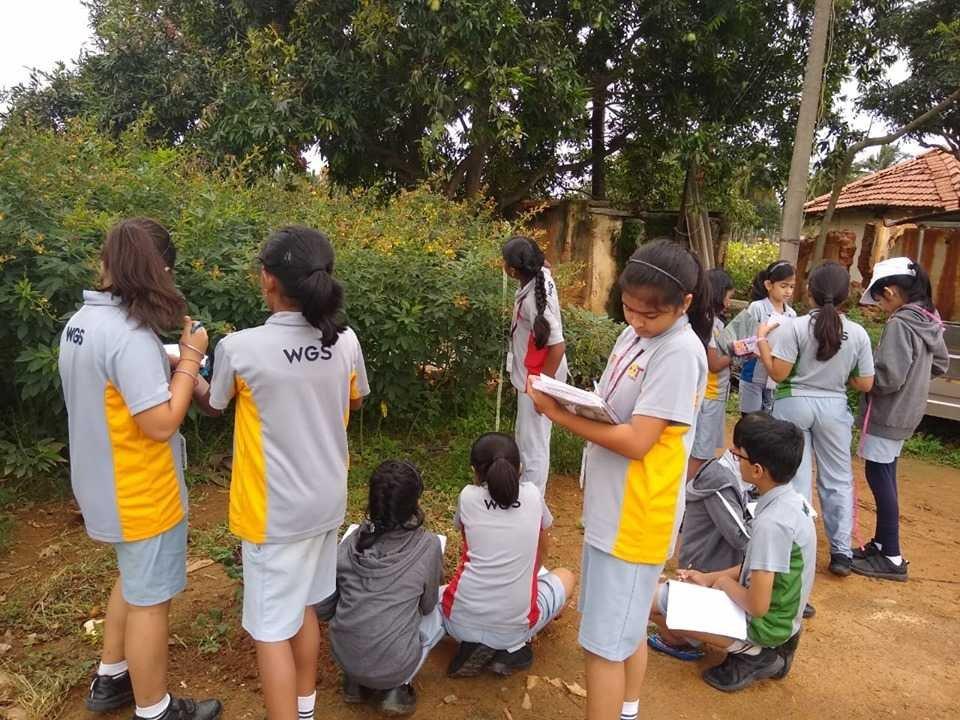 Field Trip of Grade 5