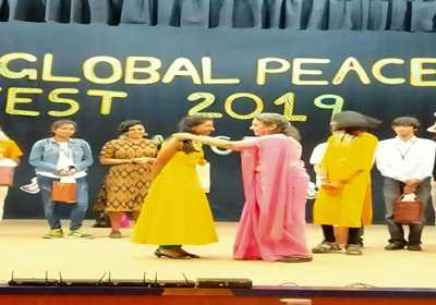 AFS Global Peace Fest Singing Competition