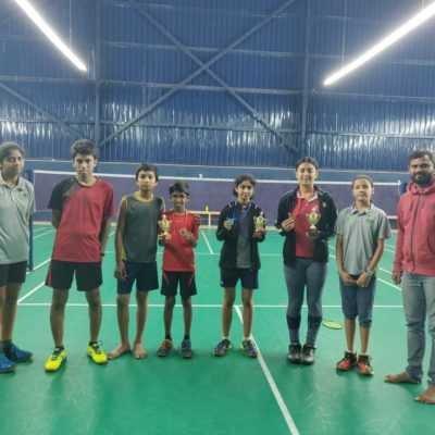 NCS Sports Badminton Championship