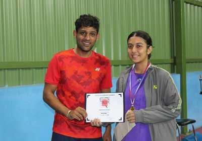 Sportive Open Badminton Tournament