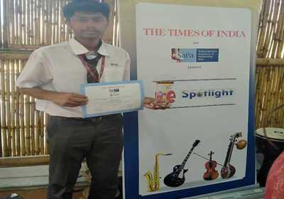 Times NIE Spotlight Competition