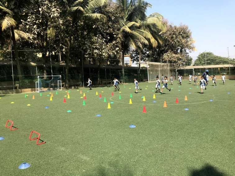 Sports Day – Grade 1 and 2