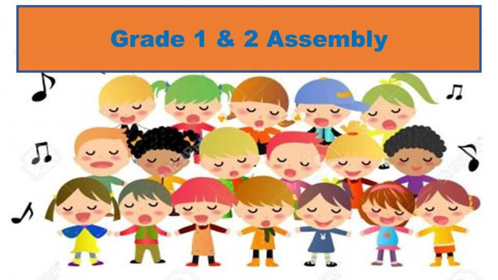 Virtual Assembly   for Grade 1 and 2