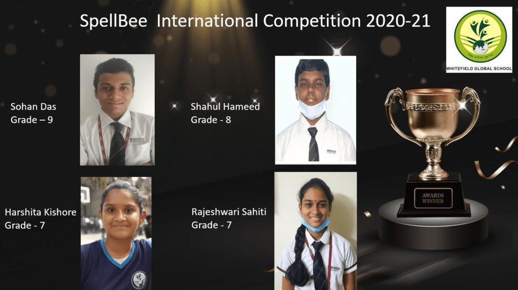 Spell Bee International Awards